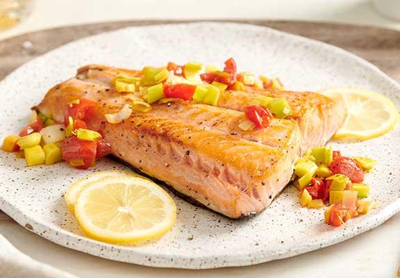 Atlantic Salmon Fillets