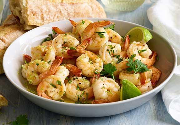 Peeled & Deveined Shrimp