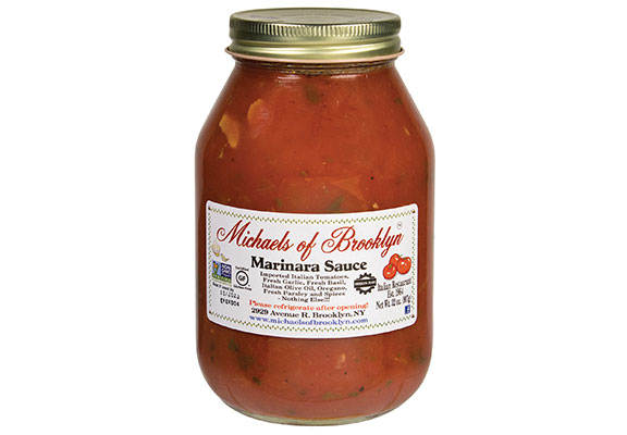 Michaels of Brooklyn Pasta Sauce