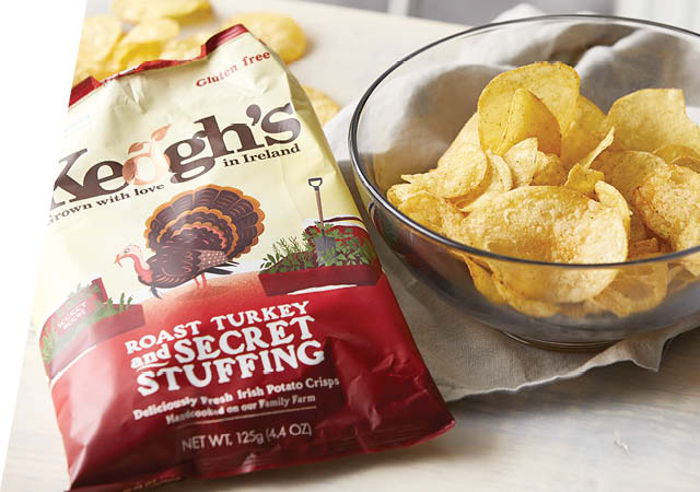 Keogh's Stuffing Chips