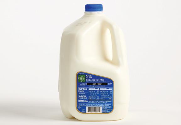 The Fresh Market rBST-Free Milk
