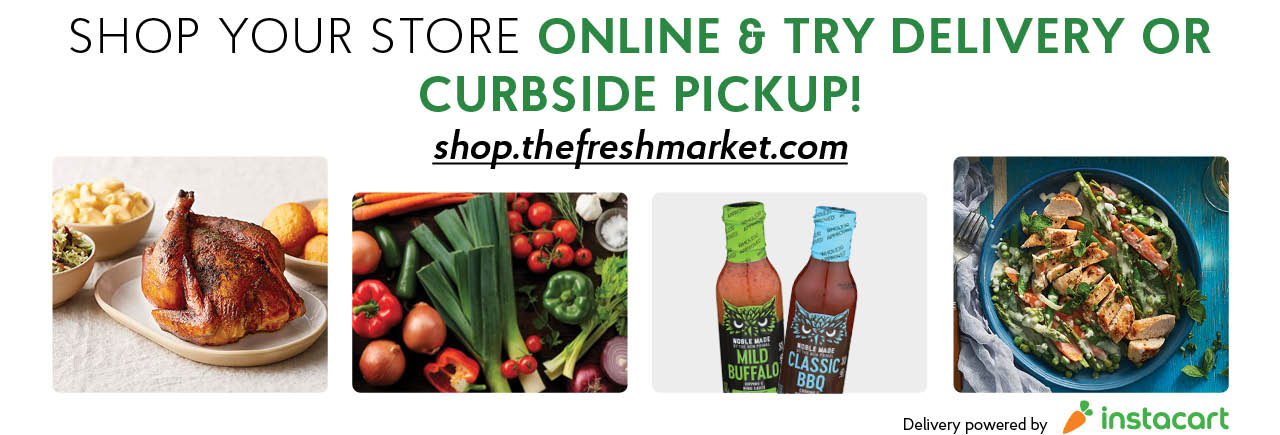Shop Your Store Online & Try Delivery or Curbside Pickup!