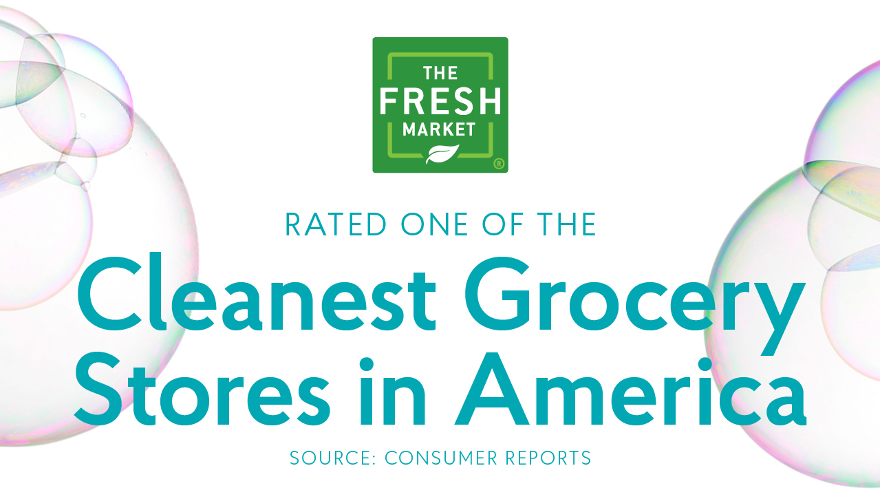 Rated One of The Cleanest Grocery Stores in America